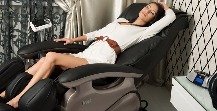 массажное кресло irest-sl-a31