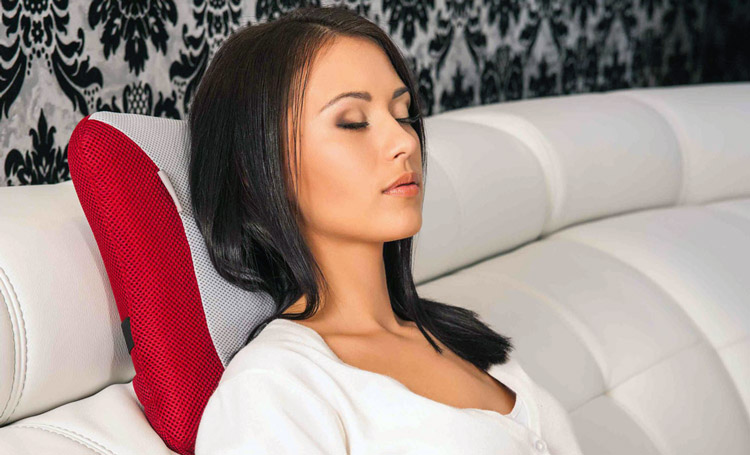 массажная подушка для тела irest sl-d30a