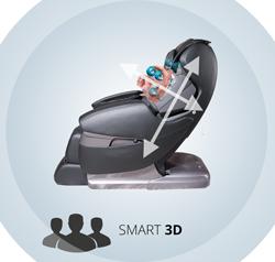 3d массажный механизм массажного кресла iRest SL-A85-1
