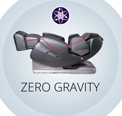 нулевая гравитация в массажном кресле SL-A85-1